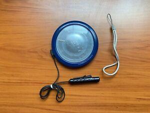 SONY CD Walkman D-EJ855 Blue 57