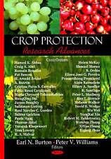 Protección de cultivos avances de investigación-Nuevo libro Earl N. Burton