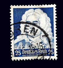 German  1935 / Birth Anniversary of Handel