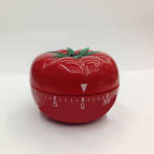 Food Home Baking Kitchen Cooking Countdown Timer Alarm Mechanical Tomato 1pc