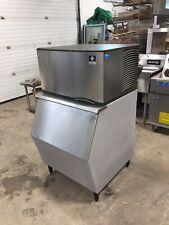 Manitowoc 300 lb. Ice Machine w/ Ice Bin -Air Cooled -Mod# Sy0304A (2010) 120 V