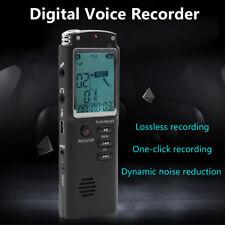 16GB MICRO MINI REGISTRATORE VOCALE SPY SPIA VOICE RECORDER AMBIENTALE PEN UC