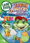 LeapFrog - Talking Words Factory (DVD, 2009)