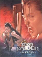 Tomb Raider - Premium Trading Cards - #Tr4 Promo Card
