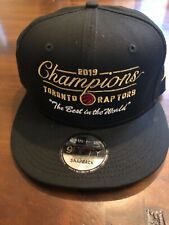 Official OVO X Toronto Raptors NBA Champions Best In The World New Era Hat Drake