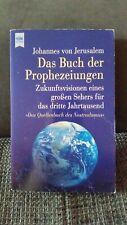 Johannes von Jerusalem - Das Buch der Prophezeiungen (Nostradamus)