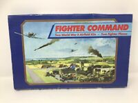 Rare FIGHTER COMMAND 2 x WWII Airfield Kits + Soitfire & Hurricane VINTAGE 1980s