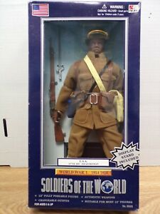 Soldiers of the World WW1 USA 157th Div. Infantryman 98420 011921DBT5