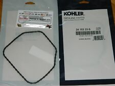 OEM Kohler  Valve cover o-ring gasket 24-153-23  2415323 24 153 23  BLACK