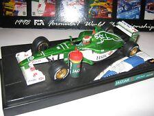 1:18 Jaguar Cosworth R1 E. Irvine 2000 mit Ohrschützer HotwheelsF1 TOP