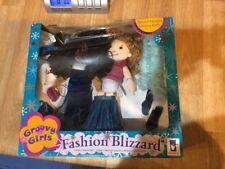 Special Edition Groovy Girls Fashion Blizzard Kaly Krista New