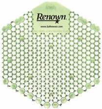 Renown Wave 3D Cucumber Melon Urinal Screen (Pack of 10)