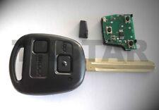 434 MHz Schlüssel Fernbedienung für Toyota RAV4 Yaris Avensis Corolla 2-Tasten