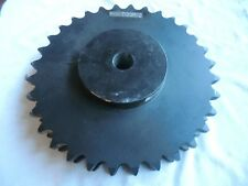 D20B32 Metric Double Roller Chain Sprocket
