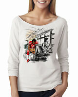Colin Kaepernick Rosa Parks - Stand by Sitting - Women's 3/4 Scoop Neck - White