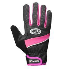 Optimum Sports Nitebrite Windproof Womens Thermal Winter Cycling Gloves