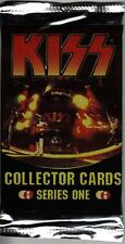 1997 Cornerstone KISS Series 1 Trading Card Pack