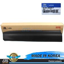 GENUINE FRONT Door Side Molding LEFT for 13-17 Hyundai Santa Fe OEM 877212W000CA