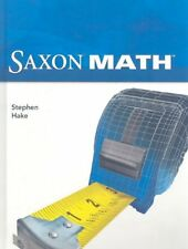 Saxon Math Intermediate 5 by Stephen Hake (Hardcover)