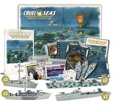 Warlord Games CRUEL SEAS Starter Box Set RRP £50