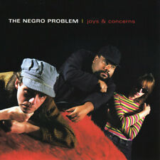 "(6) The Negro Problem –""Joys & Concerns""- U.S. Aerial Flipout CD 1999-New/Sealed"