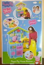Peppa Pig House Kitchen With Sound And Accessories
