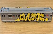 "Queens NYC Urban Art 7"" MTA Train Graffiti"