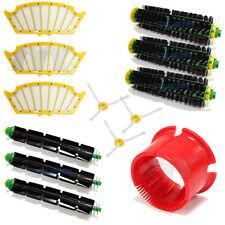 3 Pack Filter Brush Kit For iRobot Roomba 500 Series 510 530 540 550 560 580 570