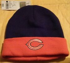 Genuine Official NFL Beanie Chicago Bears Cuffed Winter Hat BRAND NEW with Tag