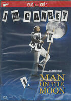 Dvd **MAN ON THE MOON** con Jim Carrey nuovo sigillato 2000