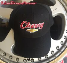 CHEVY CHEVROLET BOWTIE EMBROIDERED HAT CAP CORVETTE Z06 STINGRAY CAMARO CHEVELLE