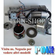 MOTORIDUTTORE K10 COMPLETO DITEC ENTREMATIC PORTE SECTOR e TRAFFIC MOTORE K10