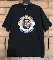 New Orleans Saints Who Dat! 2010 Super Bowl XLIV T-Shirt XL Indianapolis Colts