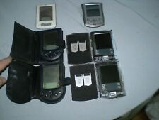 [Mixed Lot of 6] Pda Devices - 2 Palm M105, 2 Palm One Tungsten ,Zire 21 Protege