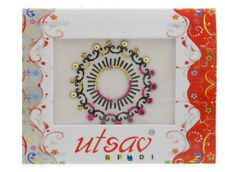 Bindi bijou de peau pour nombril strass-Mariage Bollywood-Danse orientale -1253