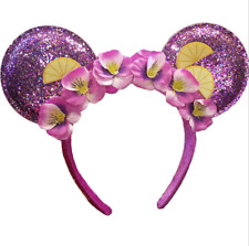 Disney Parks Flower and Garden 2019 Minnie Mouse Headband