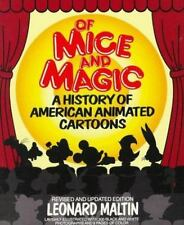Of Mice and Magic : A History of American Animated Cartoons by Jerry Beck and...