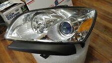 2007-2010  Saturn OUTLOOK Left Driver Side Halogen Headlamp 25831299 oem