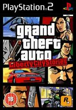 Grand Theft Auto Liberty City Stories PS2 playstation 2 jeux spellen games 2852