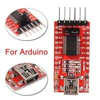5V / 3.3V FTDI FT232RL USB to TTL Serial Converter Adapter Module For Arduino UP