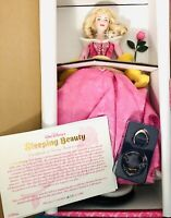HTF 1999 Disney Limited Ed 1000 40th Anniversay Sleeping Beauty AURORA Doll-NIB!