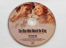 Maurice Jarre THE MAN WHO WOULD BE KING Sean Connery Michael Caine CD Only