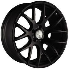 "20"" Land Rover Evoque Freelander 2 Alloy Wheels dare nk1 matt black"