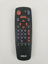 RCA CRK91A1 TV Remote Control Home TV Video & Audio Accessories Electronics Blk