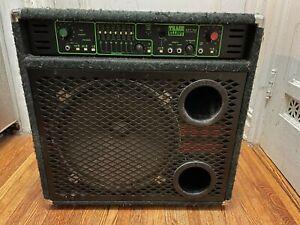 Used Trace Elliot Bass Amp Combo 15 inch Speaker 250 Watts