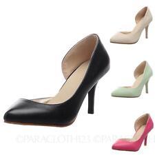 Medium (B, M) Kitten Solid Casual Heels for Women