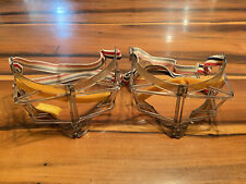 """Vintage Racquetball Glasses Goggles """"Safti Guard� by Neward Ent. of Cucamonga Ca"""