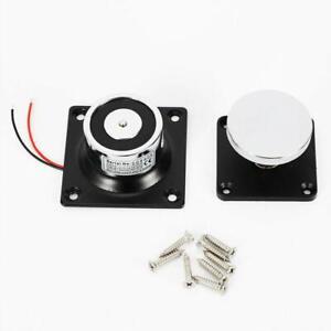 Elektrische Magnet Türhalter Türstopper Türpuffer Tür Stopper Türschloss NEU DHL