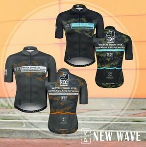 Baisky Cycling-Bike Tops Riding Jersey-Men-New Wave-2 colors (T2018B)