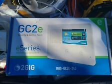 NEW IN BOX 2 GIG-GC2E-345 SECURITY TOUCHSCREEN PANEL WITH ZWAVE COMPATIBLE
